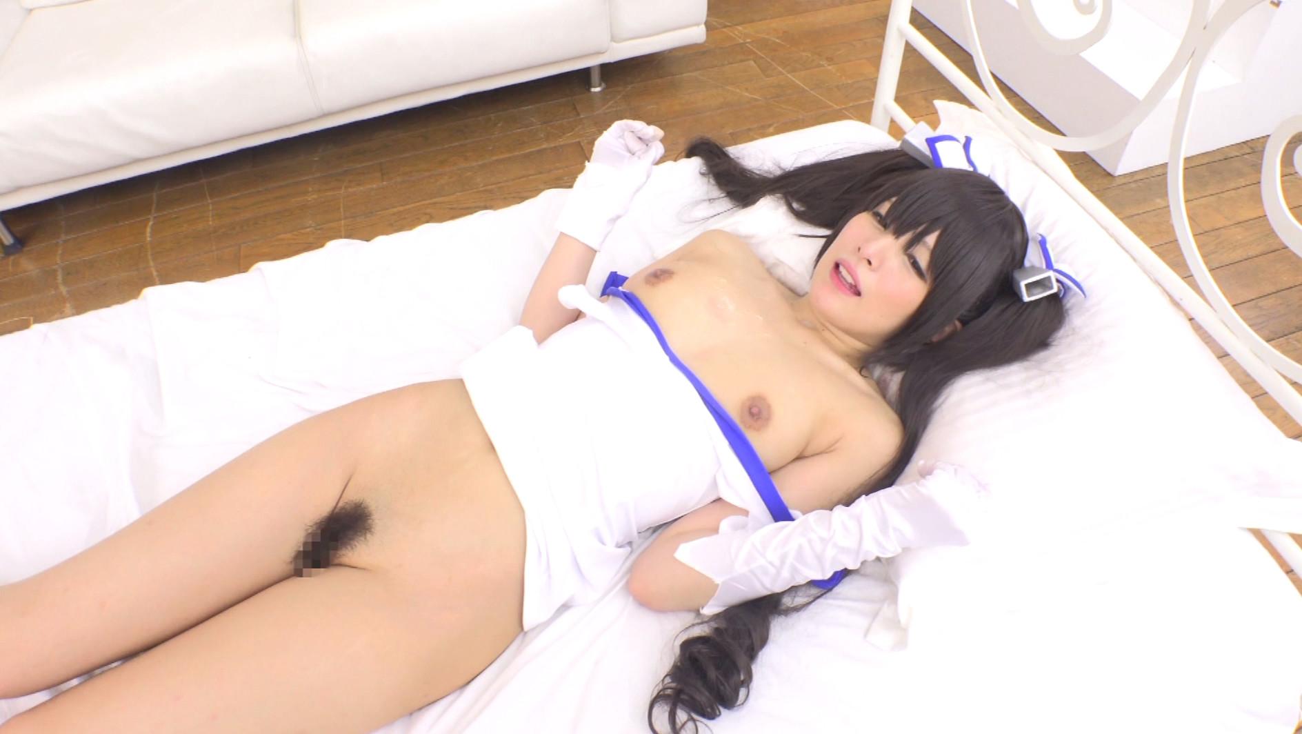 人気AV女優みほの×アニメコスプレ キャプチャー画像 (19)