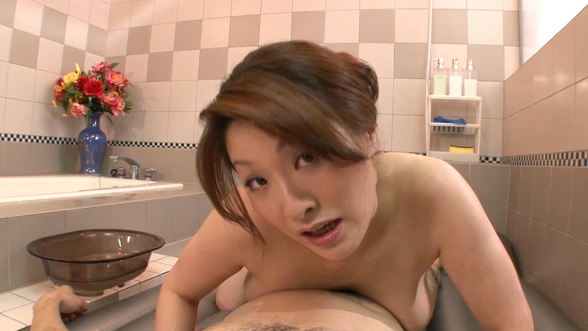 特殊浴場の爆乳母