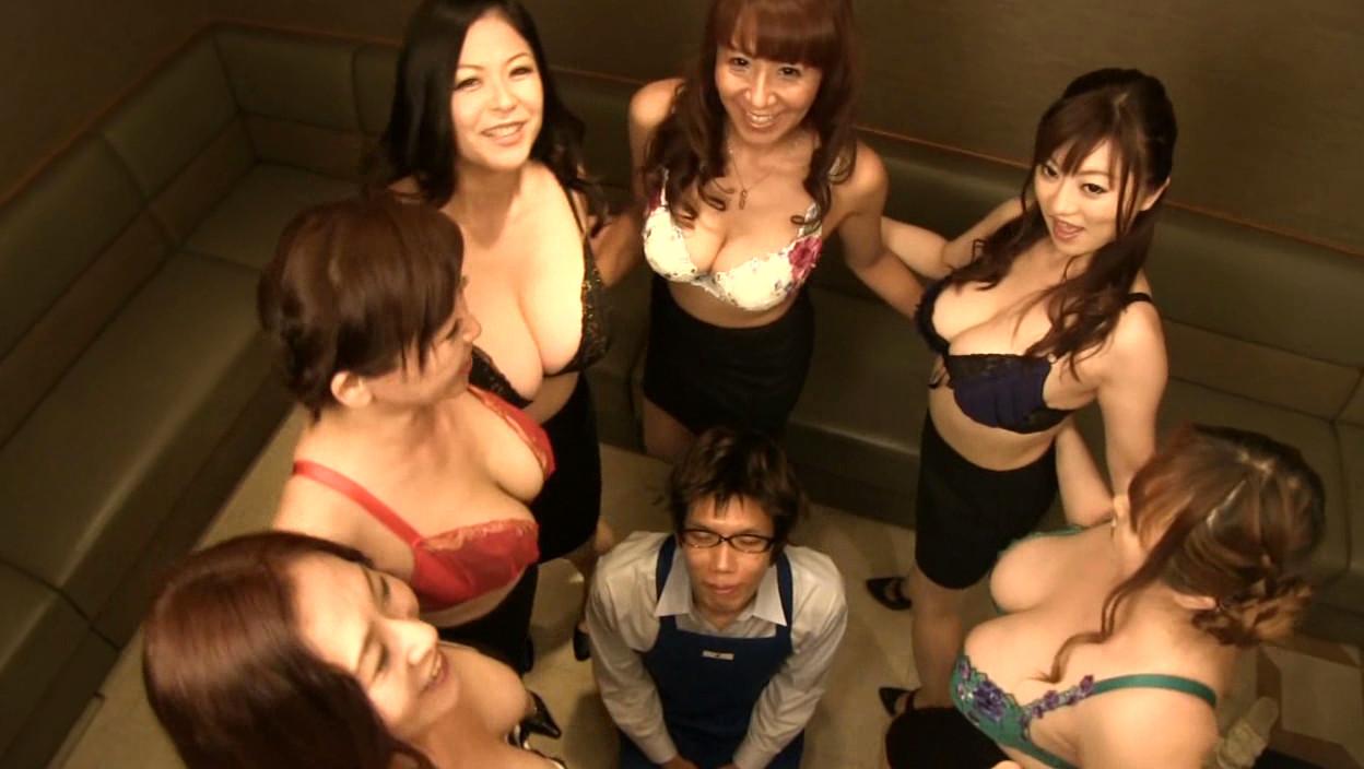豊乳熟女集団