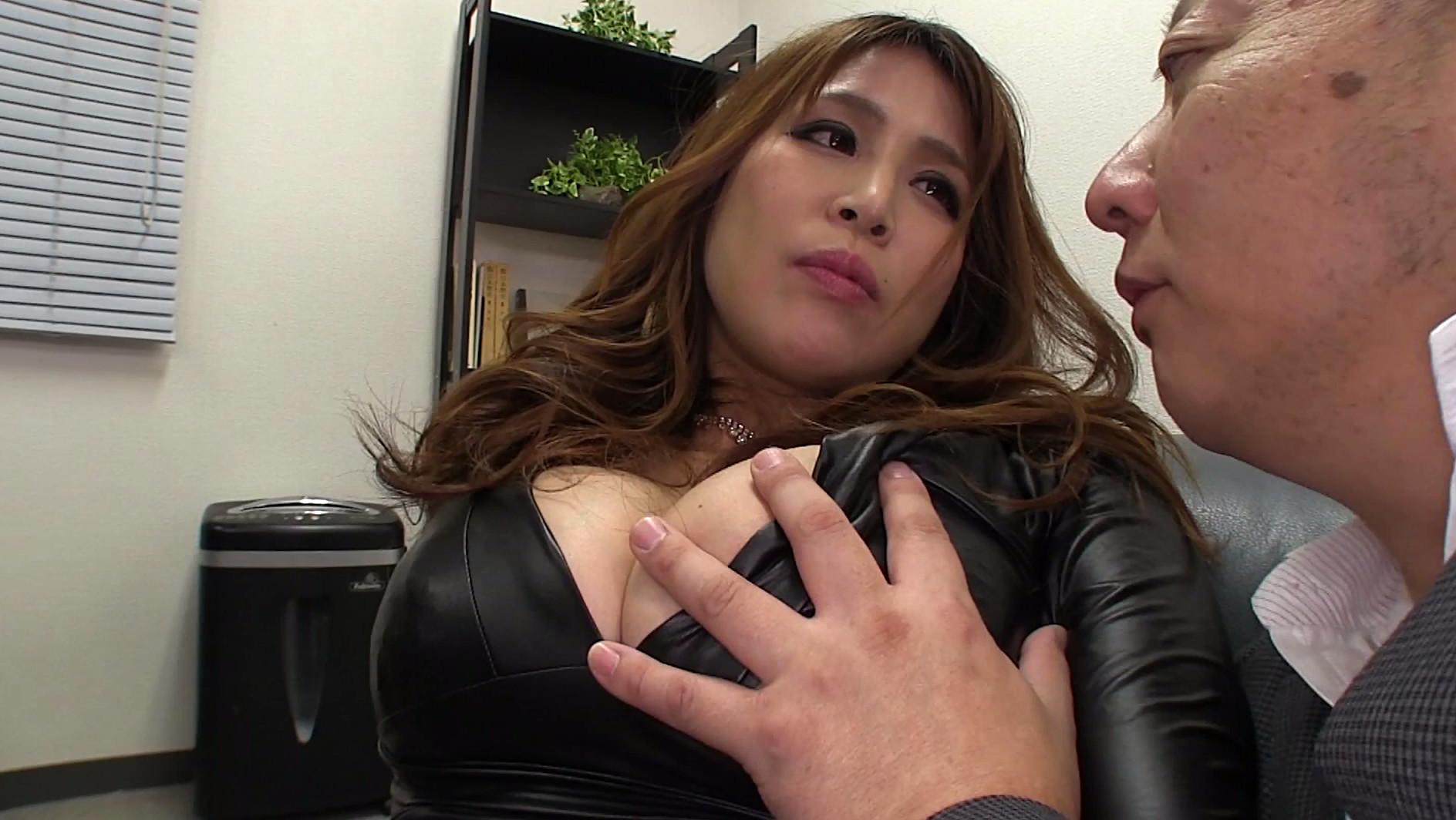 スタッフを見下す高飛車巨乳セレブモデルに復讐SEX