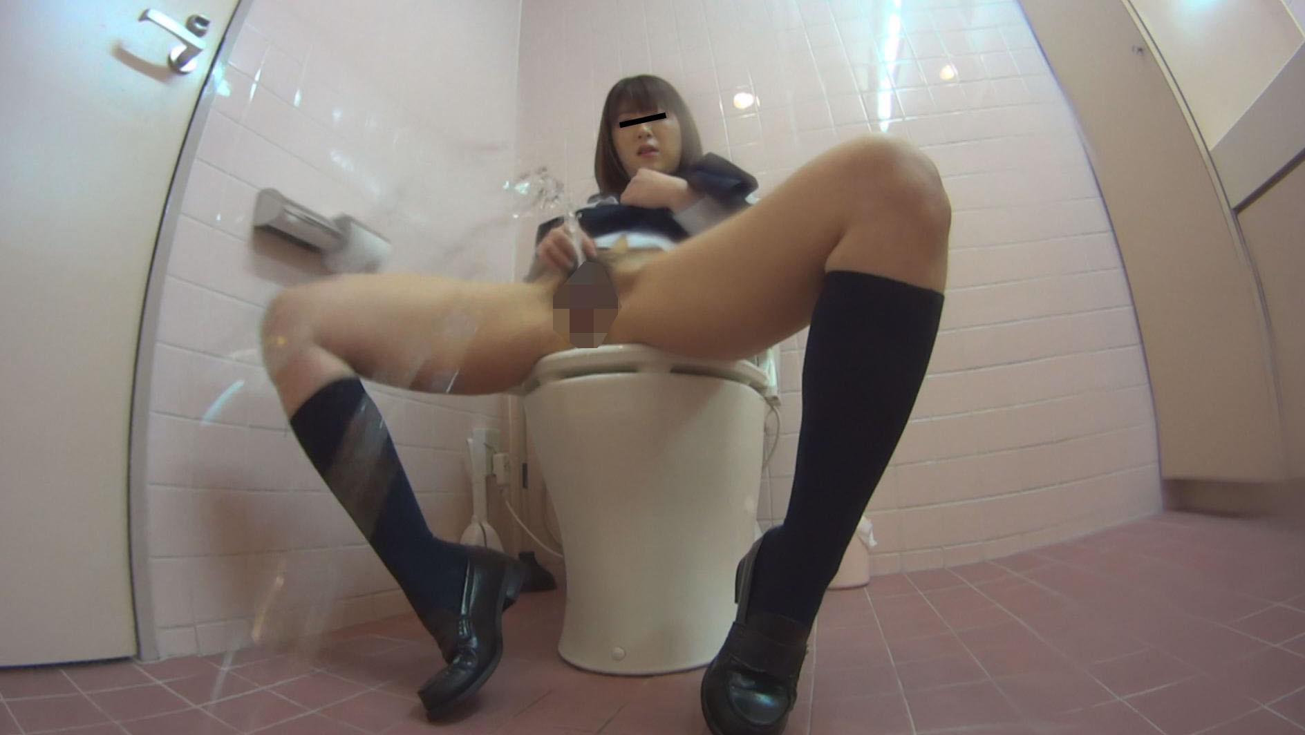女子校生 トイレ 盗撮