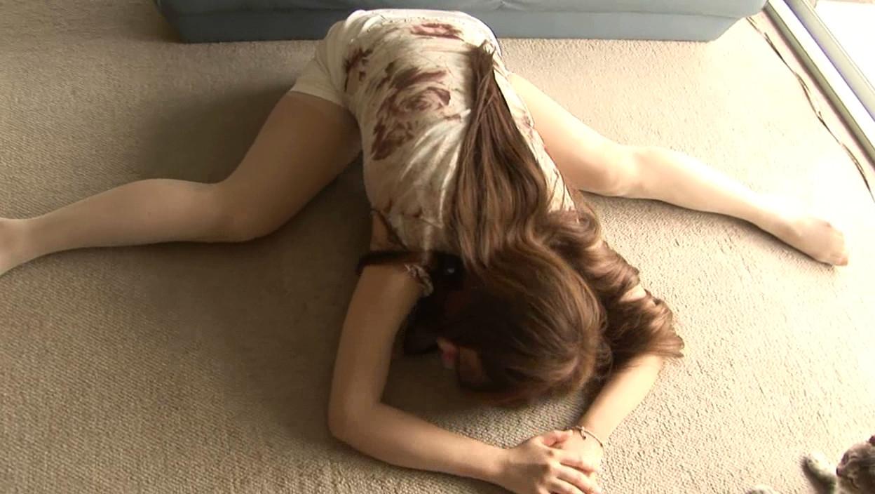 【隠撮動画】ド貧乳スレンダーボディに日焼け跡が絶妙にエロ